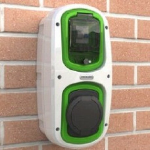 Rolec Wallpod Ev Commercial Charge