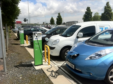 Mcc Energy Help Northern Ireland Lead Charge For Electric Cars